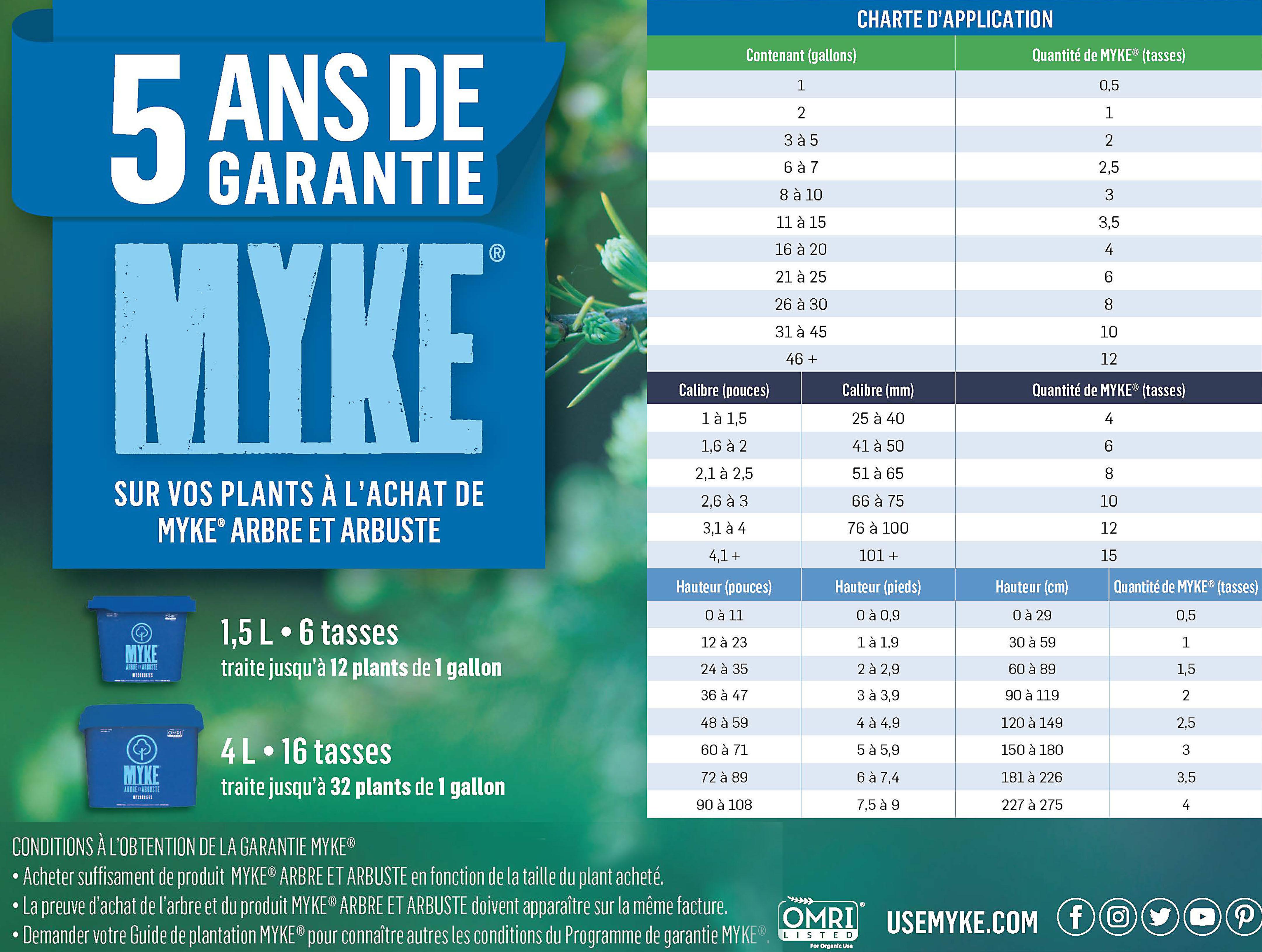Garantie Myke (tableau)