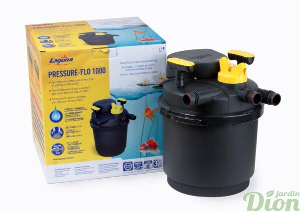 Filtreur flo-1000 Filtre 1000gph / PT1725
