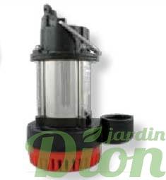 Pompe acier 6000 / BSE121102 / 320GPH