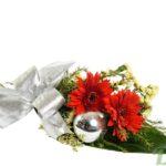 Bouquet glam pour le temps des fêtes