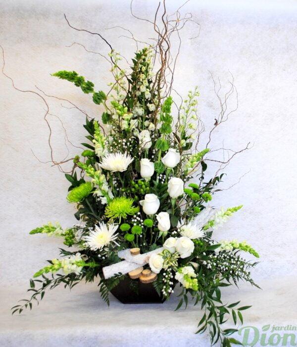 FMO-02030-quietude-arrangement-mortuaire-funeraire-blanc