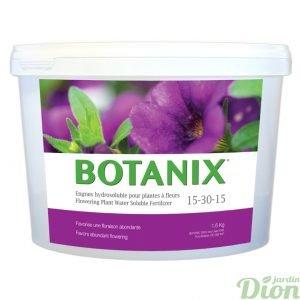 Engrais hydrosoluble pour plantes à fleurs 15-30-15