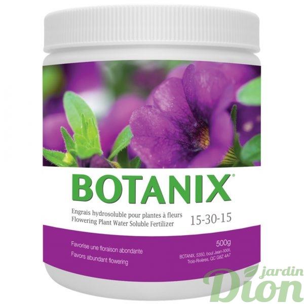 Engrais hydrosoluble pour plantes à fleurs • Format 500gr