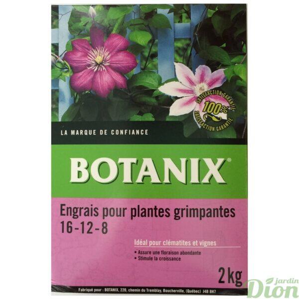 Engrais pour plantes grimpantes 16-12-8