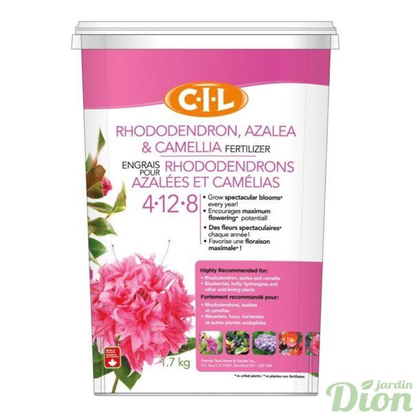 Engrais rhododendron, azalée, camélia