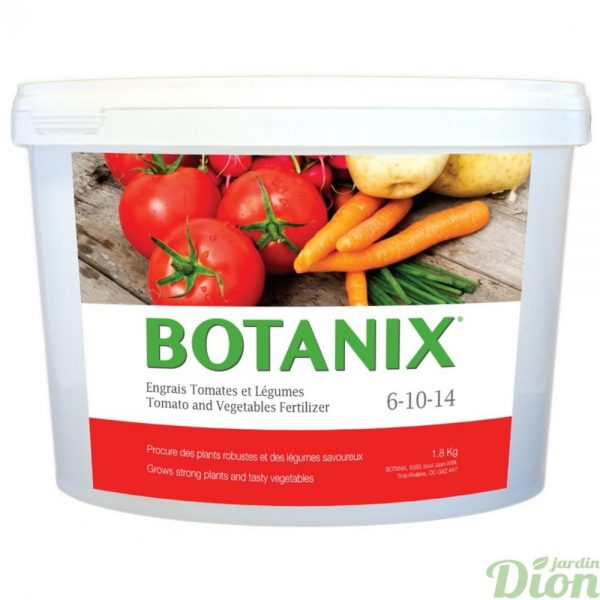 Engrais tomates et légumes 6-10-14
