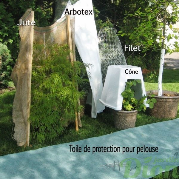 Protections hivernales