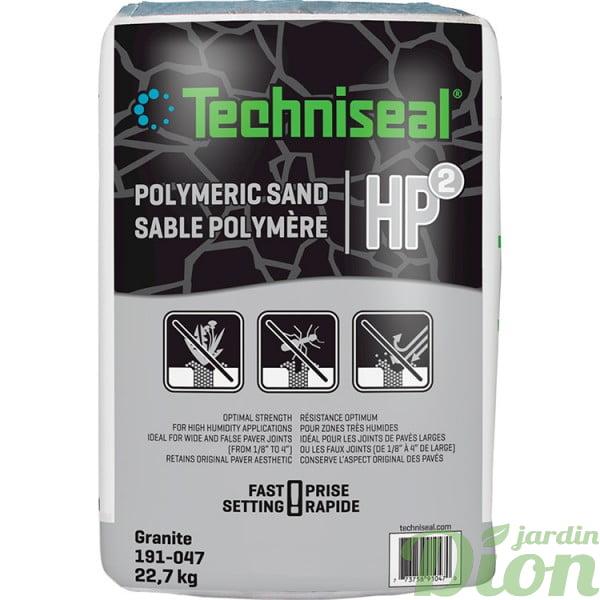 Sable polymère haute performance