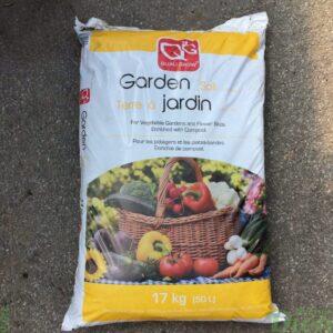 Terre à jardin 50L