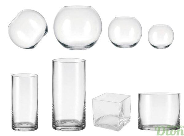Vases et terrariums