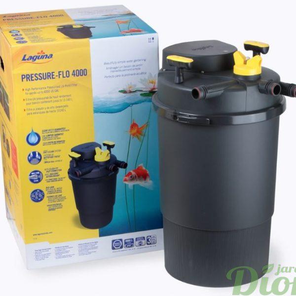 Filtre biologique 4000 GPH