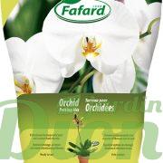 Substrat pour orchidées et plantes épiphytes
