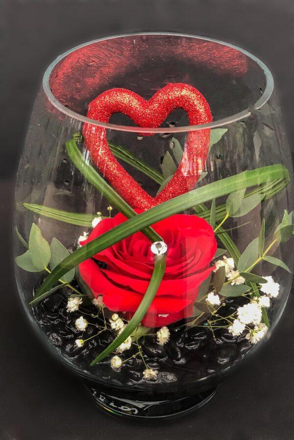 rose unique rouge-27.99