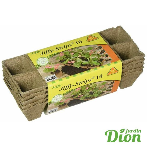 Bande de pot Jiffy-Strips (2056808d)