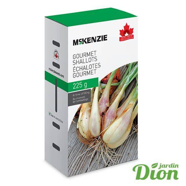 Échalotes gourmet Mckenzie 225g (7607006D)