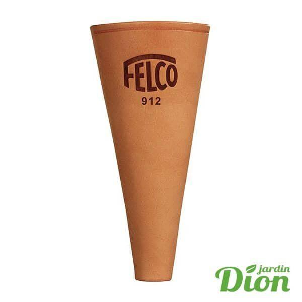 Felco F912 étui de cuire avec pince (1489807D)