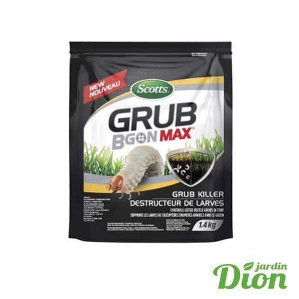 Grub Bgon Max destructeur de larves Scotts 1.4 kg (2794008)