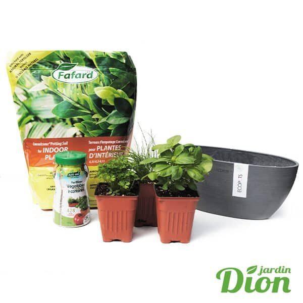 pret-a-jardiner_kit (ecopots OVAL charcoal)